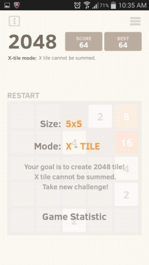 2048 Number Puzzle game (7)