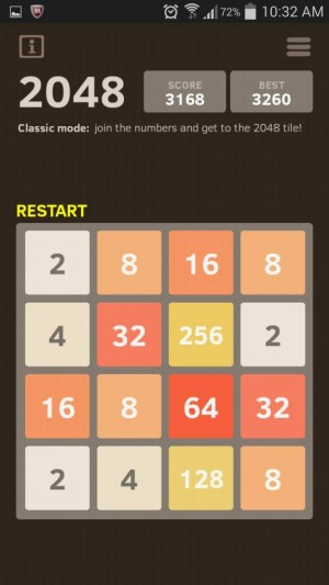2048 Number Puzzle game (9)
