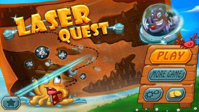 レーザークエスト - Laser Quest (1)