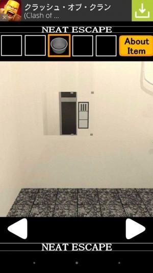 脱出ゲーム 浴室からの脱出 (2)