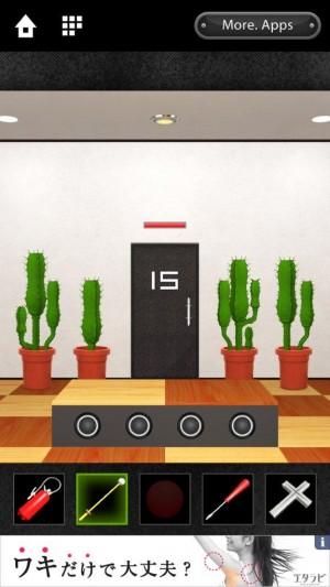 脱出ゲーム DOOORS2 (8)