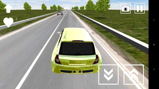 車  Traffic Racer (4)