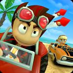 海辺でバギーでレーシング!【Beach Buggy Racing をやってみた】