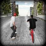 スケートかBMXで街中を華麗に駆けめぐれ!【SKATE vs BMX 3D をやってみた】