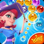 バブルの色を合わせて落とそう! 魔女が主人公の3マッチパズル【バブルウィッチ をやってみた】