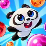 バブルを割ってパンダのこどもを助けよう! パンダの3マッチパズル【Panda Pop をやってみた】