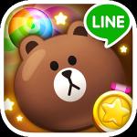 LINEの可愛いキャラクター満載のパズルゲーム!
