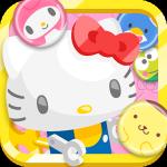 サンリオ!キティちゃんのかわいいパズルゲーム【ハローキティトイズ サンリオの楽しいパズルゲーム】
