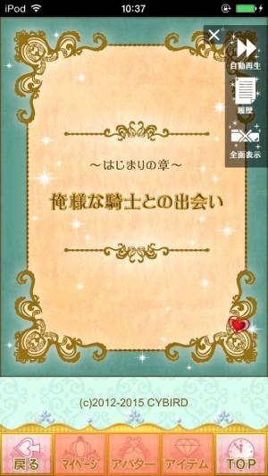 イケメン王宮◆真夜中のシンデレラ 女性向け恋愛ゲーム (9)