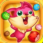 バブルをそろえて赤ちゃんを助けよう! かわいい3マッチパズルゲーム!【Bubble Pet Mania をやってみた】