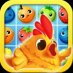 シンプルで可愛い!!野菜とフルーツのパズルゲーム【ガーデンレジェンド – Garden Fever をやってみた】
