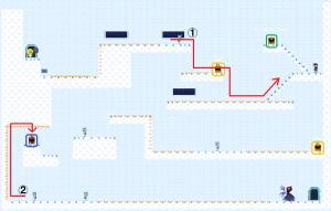 【攻略:とっとこダンジョン】宇宙船ダンジョン1 (1)