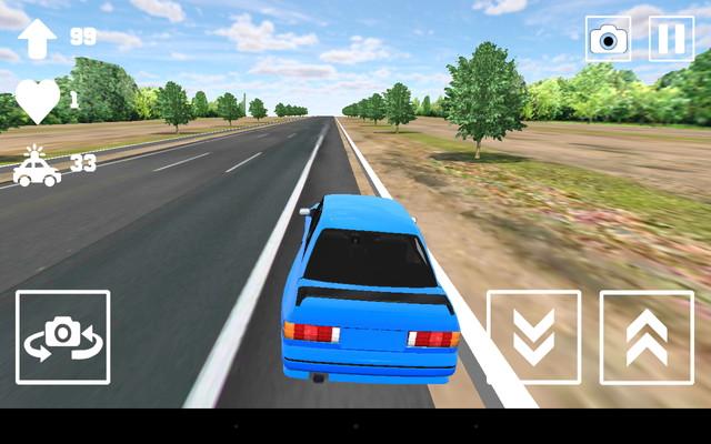 Speed Traffic Racer (6)