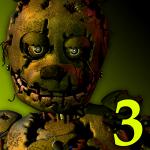とにかく怖いホラーゲーム!設備を駆使してフレディからの襲撃を阻止しよう!【Five Nights at Freddy's 3 Demo をやってみた】