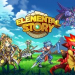 テレビCMオンエア中!『Elemental Story(エレメンタルストーリー)』