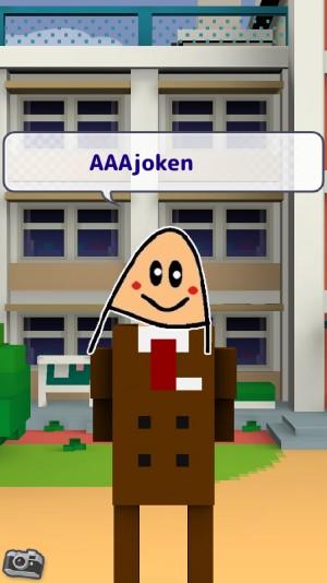 【攻略:俺の校長3D -貧血続出!無料の朝礼長話しゲーム- 】隠しYoutuberその1 (2)