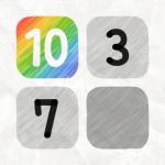 10を作ってIQを鍛えるお手軽パズルゲーム!【10-頭を良くするパズル】